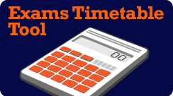 Exams Timetable Tool - The Exams Office